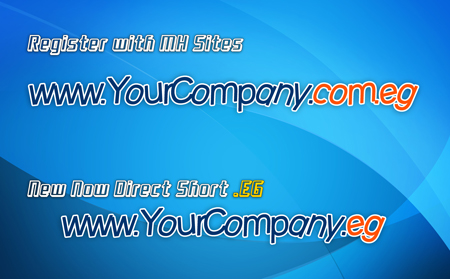 register .com.eg and .eg with MH sites company