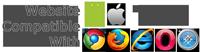 تصميم موقع ريسبونسيف - responsive web design